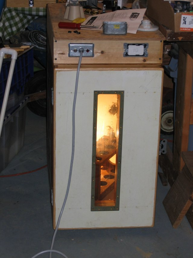 Propellant And Composite Post Cure Oven